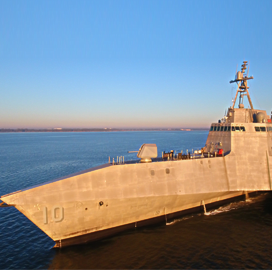 Austal Hands Over 5th Independence-Variant LCS to Navy; David Singleton Comments - top government contractors - best government contracting event