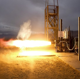 Vector Space Systems, NASA Test First-Stage Rocket Engine Tech - top government contractors - best government contracting event