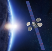 Boeing-Built ABS Communications Satellite Begins Commercial Service - top government contractors - best government contracting event