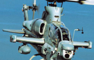 Textron Subsidiary Gets Navy Contract Modification for H-1 Helicopter Upgrade Support