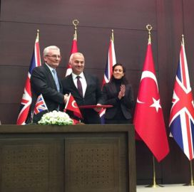 BAE, TAI to Collaborate on 1st Dev't Phase of Turkish Air Force Fighter Jet Program - top government contractors - best government contracting event