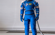 Boeing Unveils Spacesuit for Future CST-100 Starliner Passengers; Chris Ferguson Comments