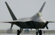 Lockheed's Speedline Facility Completes Inlet Coatings Work on 1st F-22 for Air Force