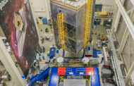NASA Ships Webb Telescope's OTIS Instrument Module to Northrop Facility