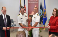 Lockheed, Navy Open Renovated Cape Canaveral Facilityto Support Fleet Ballistic Missile Program