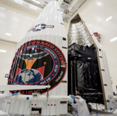 Lockheed Encapsulates 4th Air Force Missile Warning Satellite - top government contractors - best government contracting event