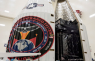 Lockheed Seals 3rd Air Force Missile Warning Satellite Ahead of Launch