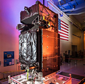 Air Force Reschedules Lockheed-Built SBIRS GEO Flight 3 Satellite Launch to Friday - top government contractors - best government contracting event