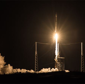 Air Force, Lockheed Transport 4th SBIRS Missile Warning Satellite to Cape Canaveral - top government contractors - best government contracting event