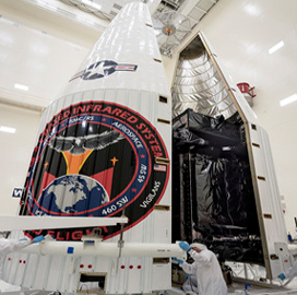 Air Force to Hold Industry Conference on Missile Warning Satellite Upgrade Project - top government contractors - best government contracting event