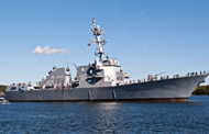 Navy Commissions General Dynamics-Built Guided Missile Destroyer; Sean Stackley Comments