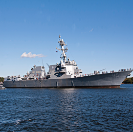 General Dynamics Shipyard to Deliver USS Rafael Peralta to Navy in February - top government contractors - best government contracting event