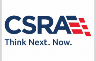 CSRA Holds Event to Help Startup Firms Introduce Tech Platforms in Federal Market