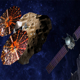 Johns Hopkins APL to Provide Telescopic Camera, Spectrometer for NASA's 2 Future Asteroid Exploration Missions - top government contractors - best government contracting event