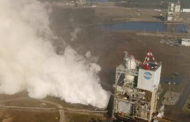 Aerojet Rocketdyne Tests AR1, RS-25 Engines at NASA Stennis Space Center