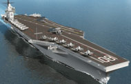 Huntington Ingalls Gets Contract Modification for Navy 'Enterprise' Carrier Fabrication