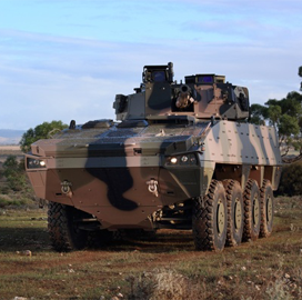 BAE Systems Taps Marand to Manufacture Turret Shells for Australia's Combat Reconnaissance Vehicle Program - top government contractors - best government contracting event