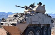 Orbital ATK Uses 30mm, 40mm Ammo to Demo MK44 Bushmaster Chain Gun