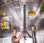 NASA, Lockheed Assess Preliminary X-Plane Design in Supersonic Wind Tunnel - top government contractors - best government contracting event