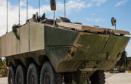 SAIC Inaugurates 1st Amphibious Combat Vehicle Prototype for Marine Corps