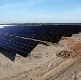 SunLink to Supply Fixed Tilt Ground Mount Platform for DoD Solar Energy Projects - top government contractors - best government contracting event