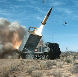 Lockheed Concludes 6th TACMS Missile Flight Test; Scott Greene Comments - top government contractors - best government contracting event