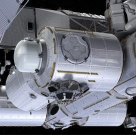 NanoRacks Raises Funds to Accelerate ISS Commercial Airlock Module Production - top government contractors - best government contracting event