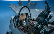 BAE Updates Flight Simulator for F-35 Pilots; Peter Wilson Comments