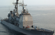 Navy Taps BAE for USS Vicksburg Cruiser Upgrade Work