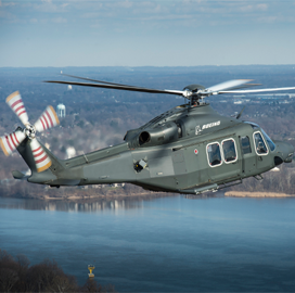 Boeing Offers MH-139 Helicopter for Air Force Huey Replacement Program - top government contractors - best government contracting event