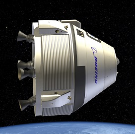 Boeing Tests CST-100 Starliner Parachute System at Spaceport America Facility - top government contractors - best government contracting event