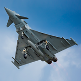 Esterline to Supply Visual Systems for UK Air Force's Eurofighter Typhoon Simulators - top government contractors - best government contracting event