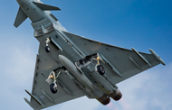 BAE, UK Air Force Test Weapons & Software Updates on Eurofighter Typhoon Aircraft