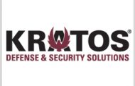 Kratos Wraps Up 1st Phase of USAF Enterprise Ground Services Study
