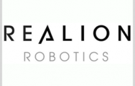 Alion Science-Reamda JV to Offer EOD, Surveillance Robot Platforms; Doug King Comments