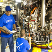 NASA Test-Fires 1st Engine Controller Unit for SLS Rocket - top government contractors - best government contracting event