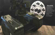 Kongsberg-Milrem-QinetiQ NA Alliance Develops Robotic Fire Support & Force Protection System