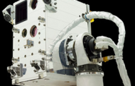 NASA's Raven System With SSL-Built Gimbal Mechanism Arrives at ISS; Rich White Comments