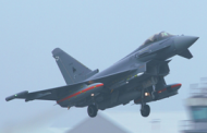 BAE Supports Eurofighter Typhoon Missile Dual Firing Test