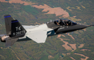 Triumph Named Component Supplier for Boeing T-X Trainer Aircraft Offering