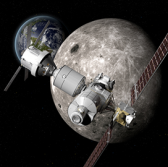 Boeing Launches Deep Space Habitat, Transport Concepts for Manned Lunar, Mars Missions - top government contractors - best government contracting event