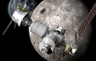Boeing Launches Deep Space Habitat, Transport Concepts for Manned Lunar, Mars Missions