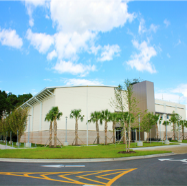 Burns & McDonell-Designed C2 Facility to Support Navy's Maritime Surveillance Operations - top government contractors - best government contracting event