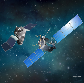 SSL Aims to Advance In-Orbit Satellite Servicing Through NASA, DARPA Programs; Al Tadros Comments - top government contractors - best government contracting event