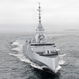 Report: France Awards $4B Frigate Devt Contract to DCNS, Thales - top government contractors - best government contracting event