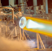 Aerojet Rocketdyne Puts 3D-Printed Engine Thrust Chamber Assembly Through Hot-Fire Tests - top government contractors - best government contracting event