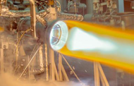 Aerojet Rocketdyne Puts 3D-Printed Engine Thrust Chamber Assembly Through Hot-Fire Tests