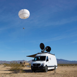SES Unveils Satcom-Based Vehicle for Defense, Disaster Response Missions - top government contractors - best government contracting event