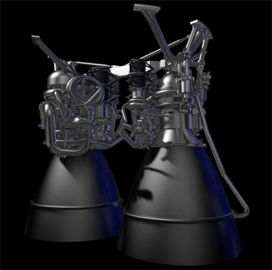 Aerojet Rocketdyne Finishes AR1 Engine Design Review - top government contractors - best government contracting event