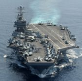 Huntington Ingalls Delivers Modernized USS Abraham Lincoln Carrier to Navy - top government contractors - best government contracting event